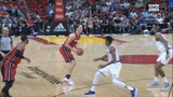 Olynyk's big night leads Heat past Knicks