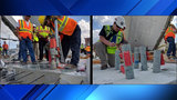 Workers were adjusting tension rods when FIU bridge collapsed, NTSB says