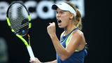 Caroline Wozniacki says family was threatened at Miami Open match