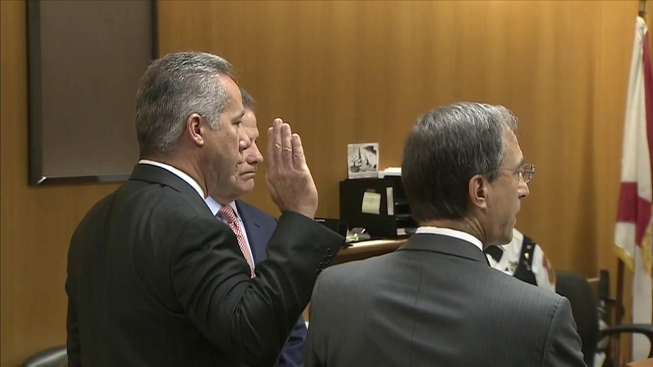 North Miami Beach mayor accepts plea deal in corruption case