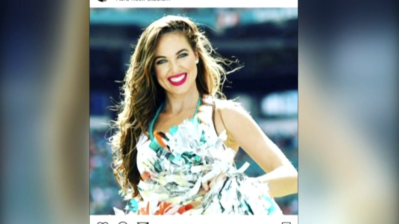 Ex Dolphins Cheerleader Says She Was Discriminated Against