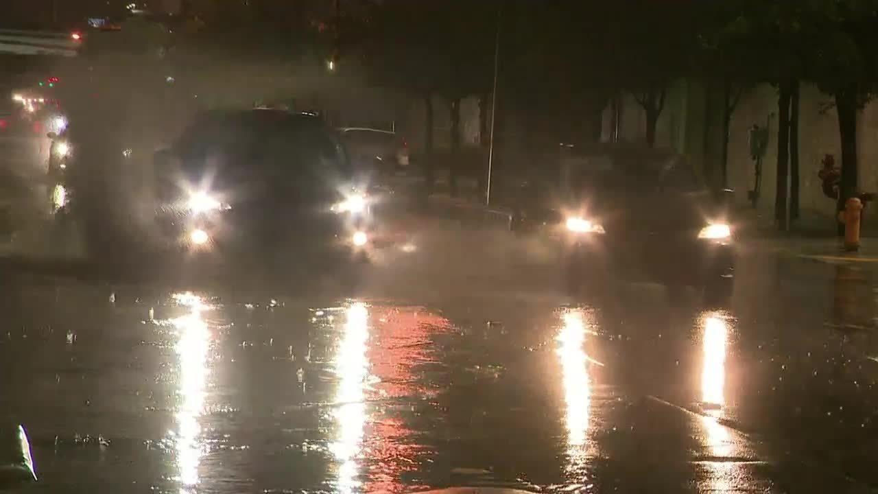 Strong storms bring rain, tornado warnings to parts of South...
