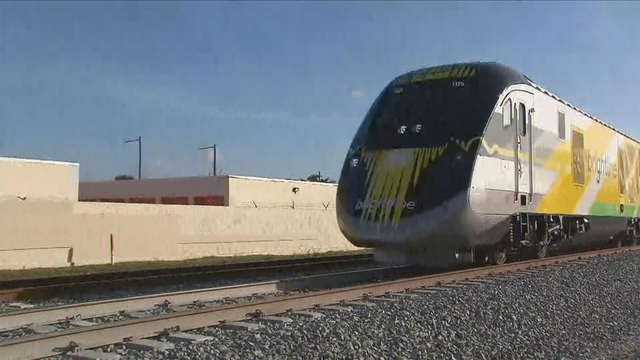 Brightline to suspend service Saturday ahead of Hurricane Dorian