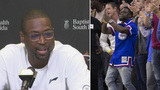 Dwyane Wade, Kevin Hart put aside friendship for Playoffs