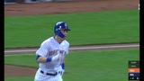 Yelich homers as Brewers complete sweep against Marlins