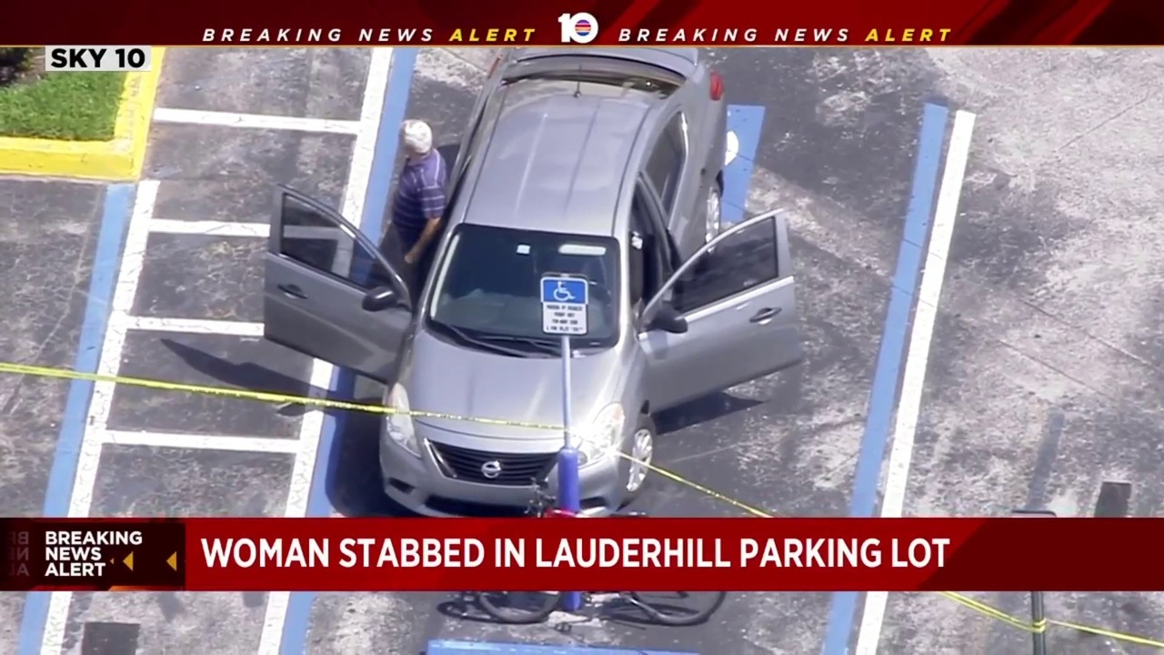 Man Stabs His Wife Outside Lauderhill Babies R Us
