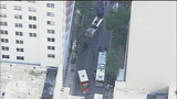 Miami police evacuate building after report of suspicious package