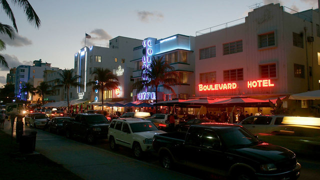 South Beach changes traffic pattern during hot Memorial Day weekend