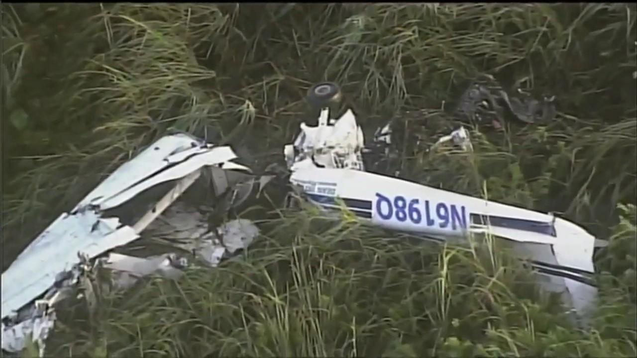 After Everglades plane crash, Dean International Flight