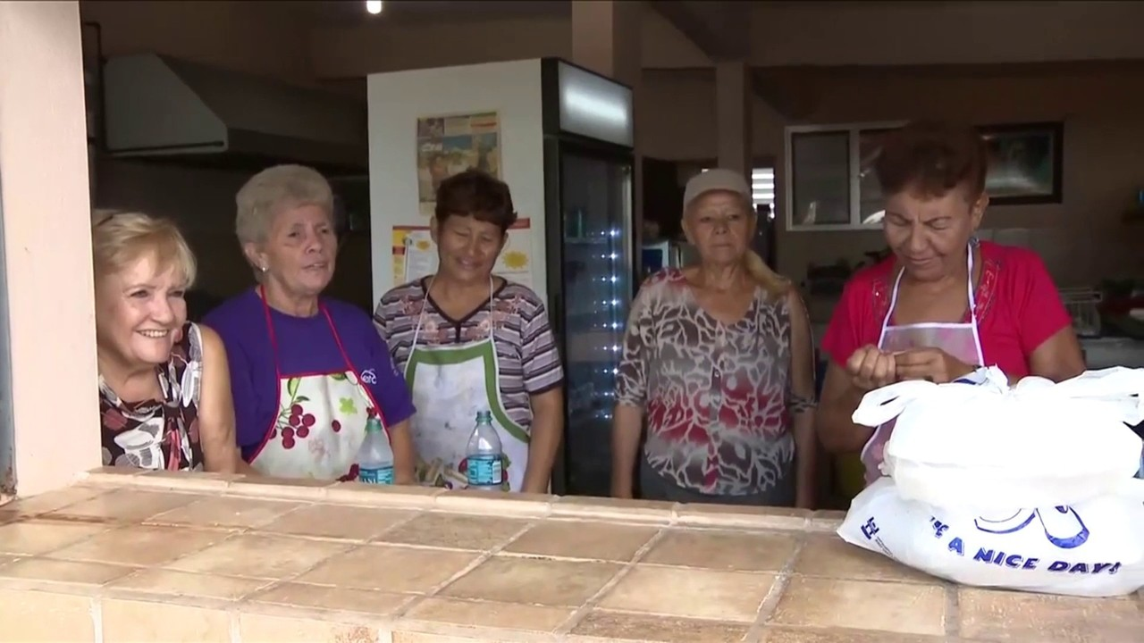 Group Of Women Commit To Feed Hundreds Amid Hopelessness In