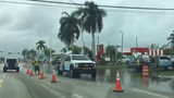 Water main break shuts down portion of Broward Boulevard in Fort Lauderdale