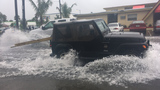 Heavy rains cause flooding, flight delays across South Florida