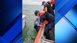 Chicago men rescued after boat capsizes off Florida Keys