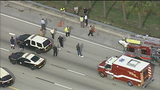 Construction worker struck by vehicle on Turnpike in Lauderhill