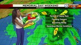 Blame this for 5 rainy days: Disturbance could strengthen into Tropical&hellip&#x3b;