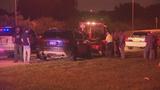 Woman struck by Palm Beach County deputy's unmarked vehicle in Opa-locka