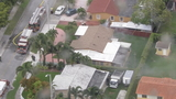 Woman suffers minor injuries in Hialeah house fire