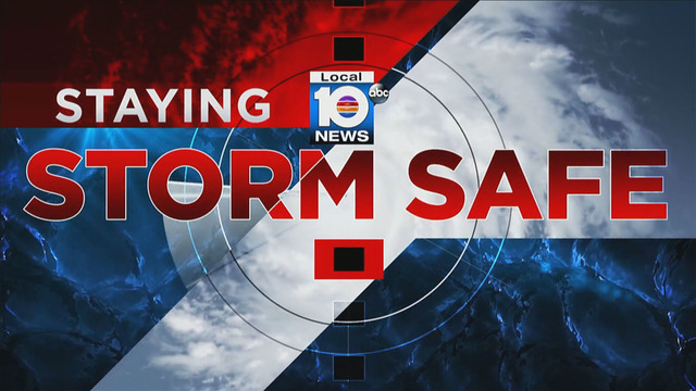 Local 10 presents 'Staying Storm Safe' to prepare South Florida for…