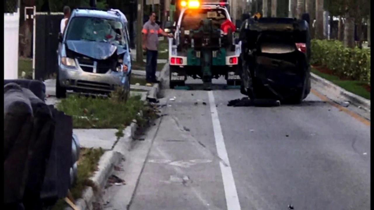 Area 39 S Propensity To Crashes Concerns Miami Gardens 39 Residents