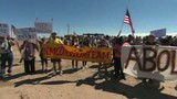Protests continue against U.S. immigration policy of separating families