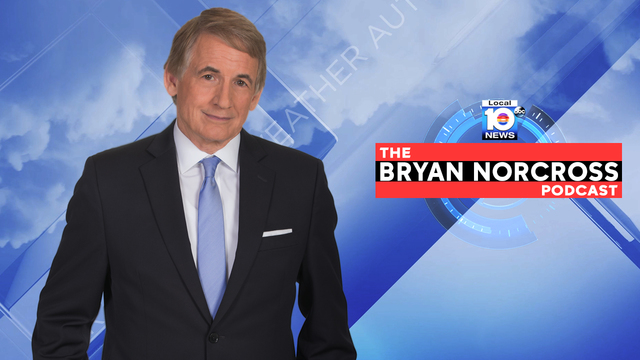 Bryan Norcross Podcast - Dorian's devastation with Local 10's Jenise Fernandez
