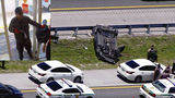 Miami bank robber captured after chase ends on I-595, authorities say