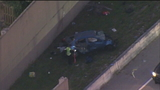 Fatal crash shuts down I-595 ramp to I-95 NB