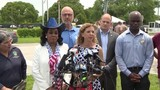 Florida lawmakers tour Homestead facility for migrant children