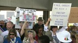 Protesters in Fort Lauderdale call for end of current treatment of immigrants