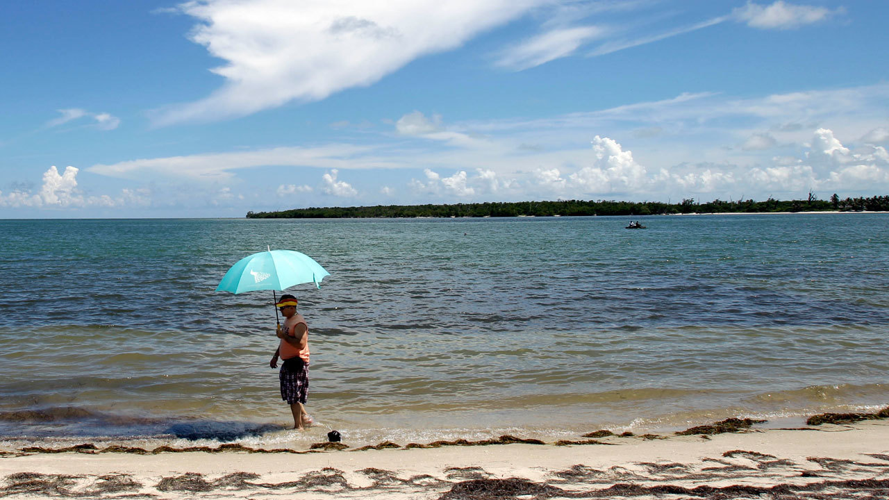 Officials lift swimming advisories for 2 Miami-Dade beaches