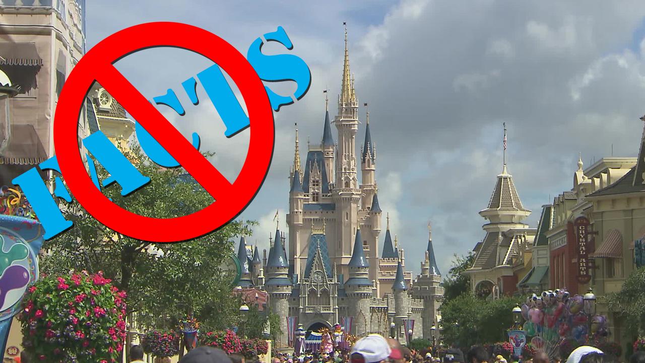 Walt Disney World 'lies' that many believe are true
