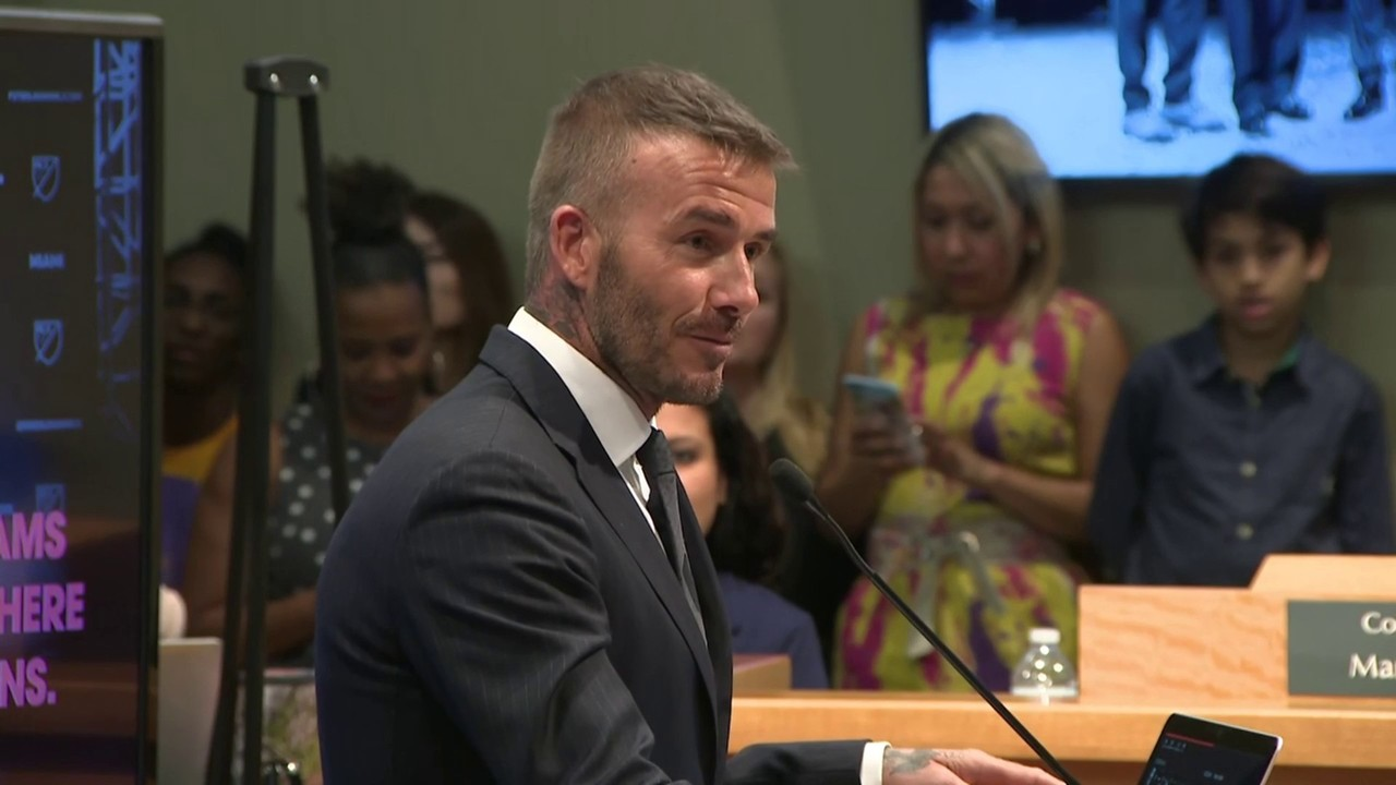 Commissioners kick aside Beckham\'s soccer stadium plan vote to...