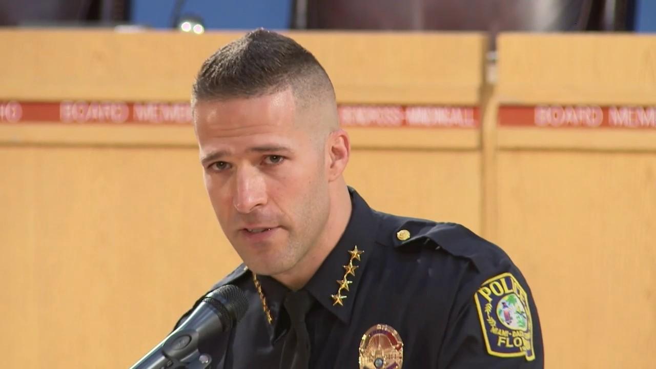 Miami Beach Chief Of Police