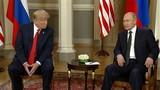 Trump, Putin begin talks in Helsinki