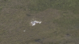 Small planes crashes in Everglades in west Miami-Dade