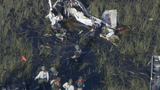 Investigators return to wreckage site after planes collide over Everglades