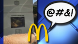 Florida McDonald's drive-thru serves up foul-language gossip