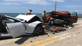 Multiple injuries reported after head-on collision on 7 Mile Bridge