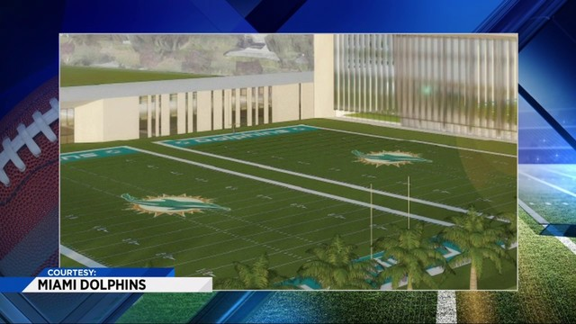 Dolphins clear hurdle to move training facility to Miami Gardens