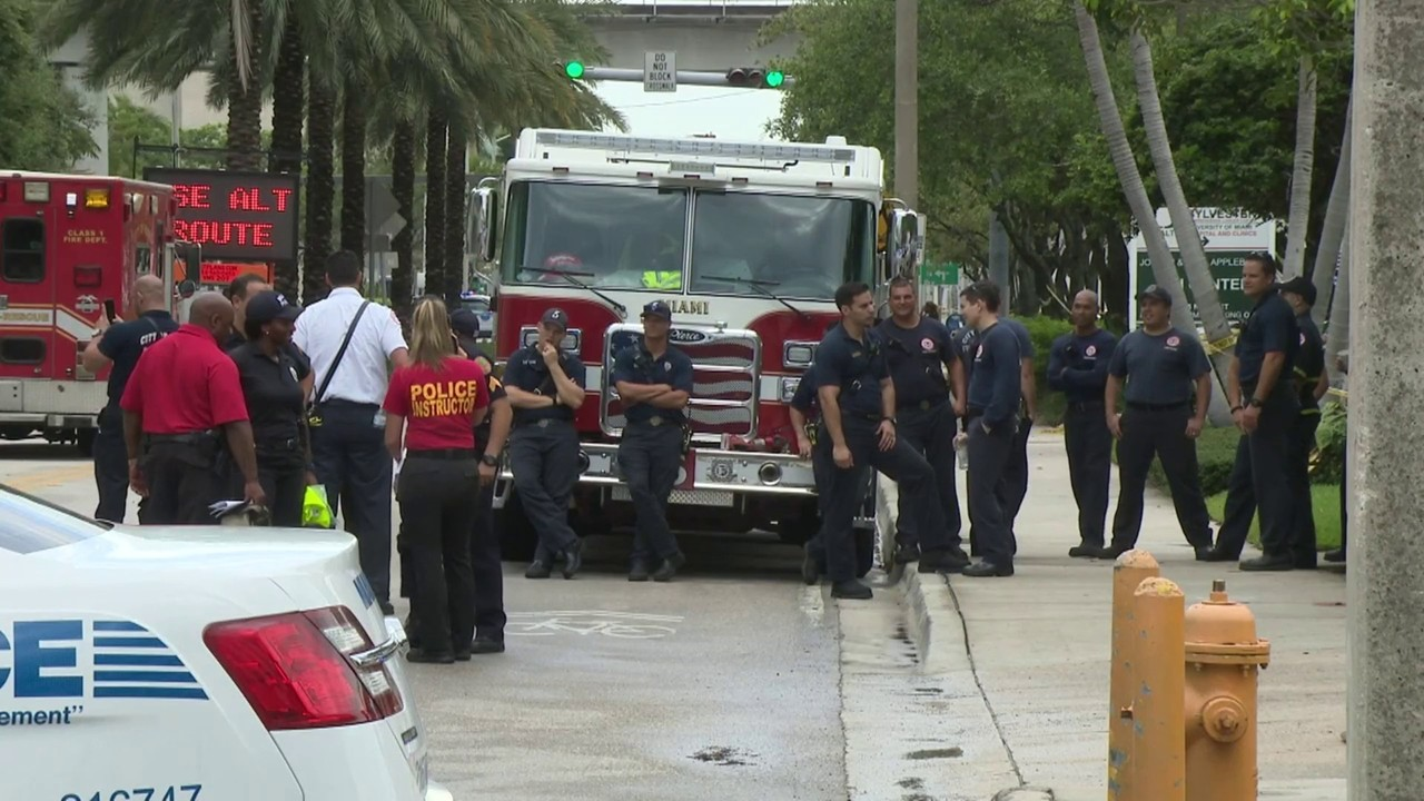 Miami authorities prepare for the worst with emergency drills