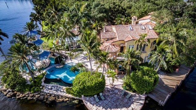 Huizenga's Fort Lauderdale mansion sells for 'just' $16 million