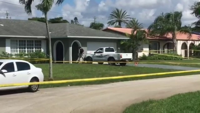Armed man killed after charging at Delray Beach police officers