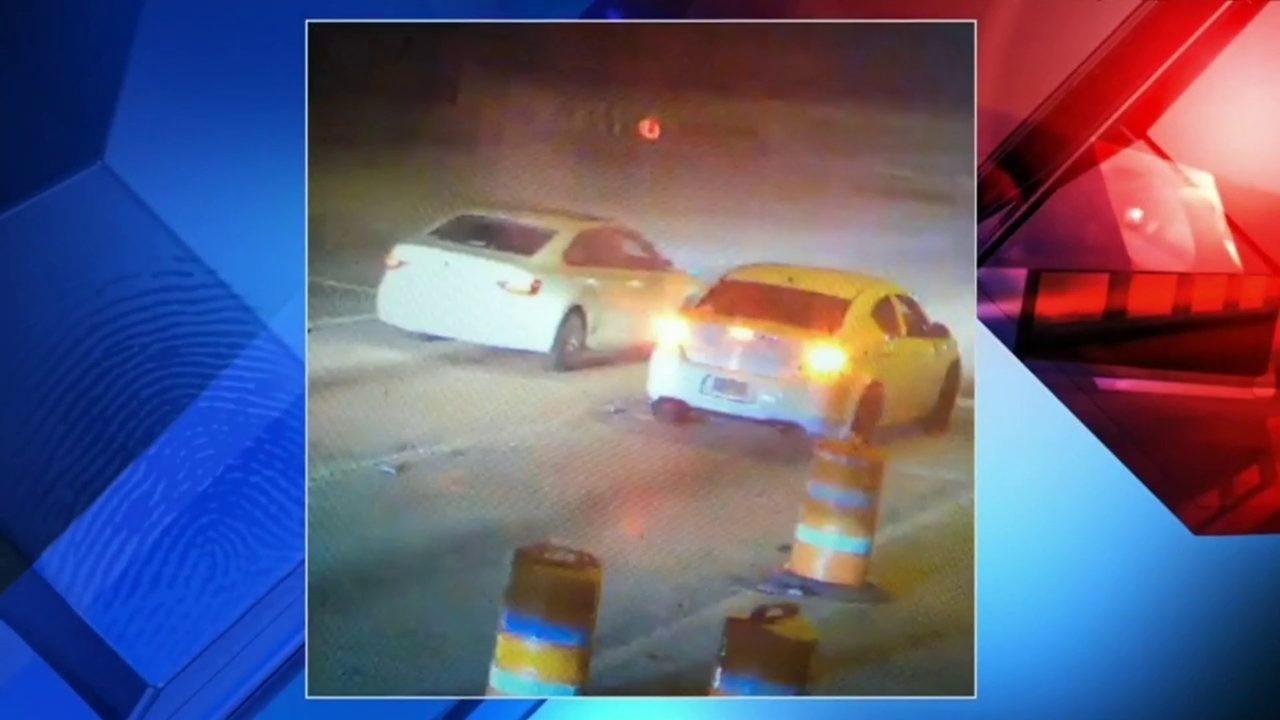 Woman escapes as shots fired during attempted carjacking on