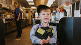 3-year-old had an adorable birthday at Waffle House and the reason why&hellip&#x3b;