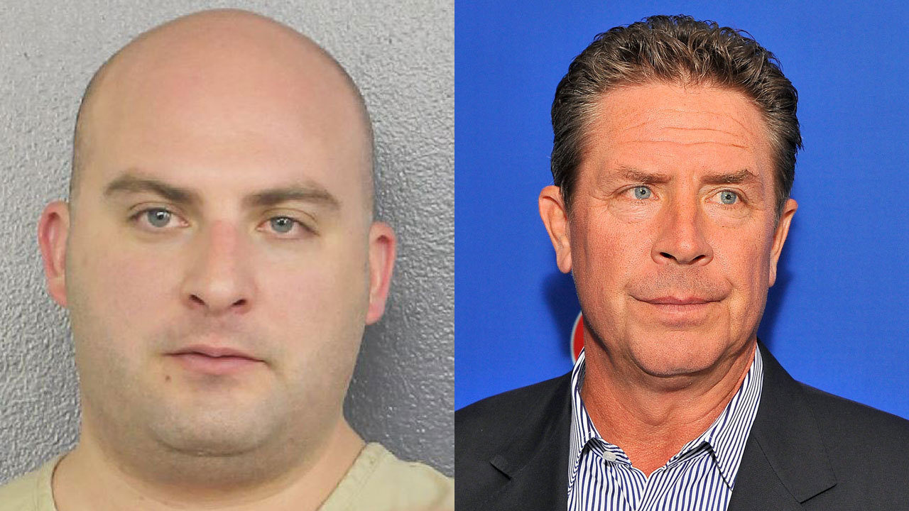 Dan Marino S Son Arrested For Dui Near His Fort Lauderdale