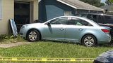 Baby dies after being left in hot car in driveway