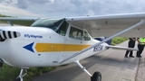 Small plane with mechanical issue lands on Alligator Alley