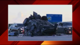 One person dead after rollover wreck on I-95