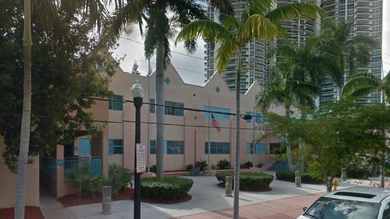 South Pointe Elementary School Miami Beach