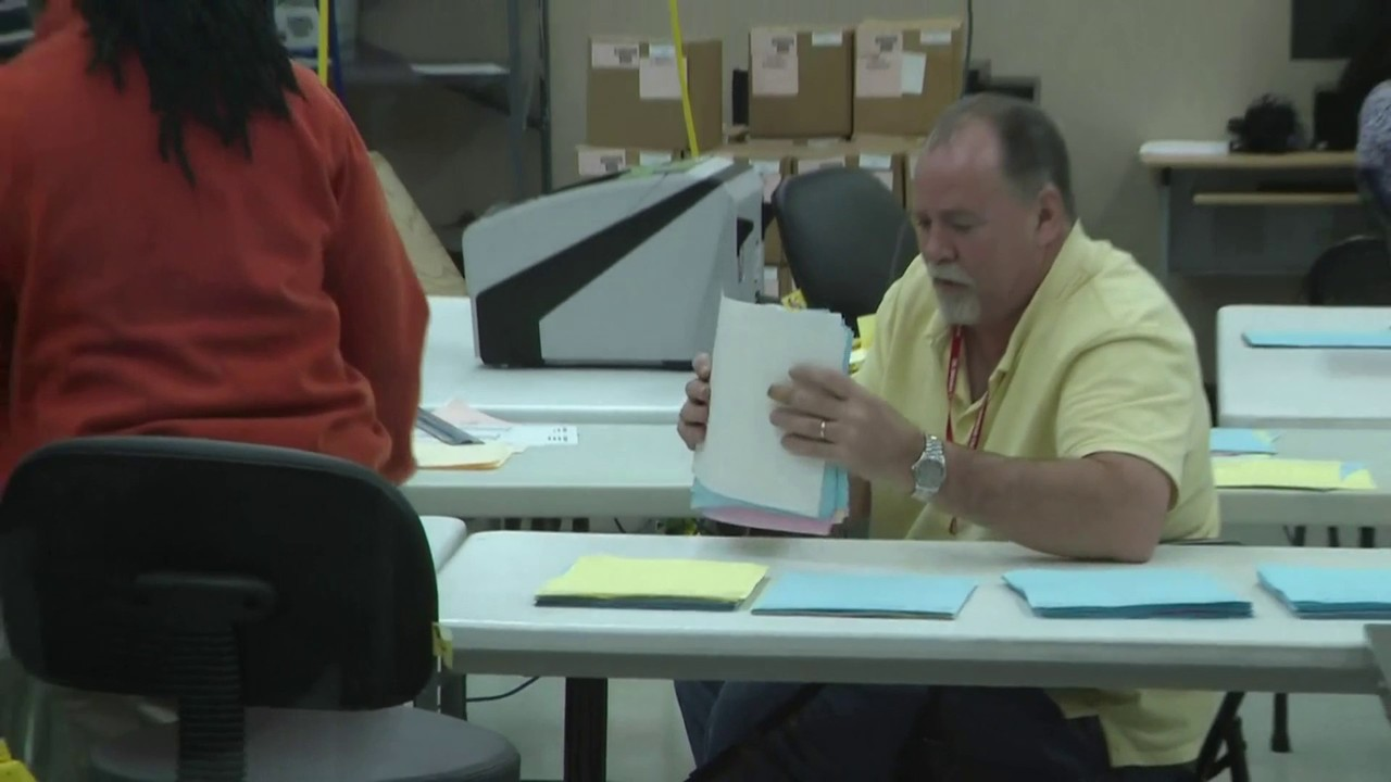 Additional ballots don\'t affect outcome of tight Broward...